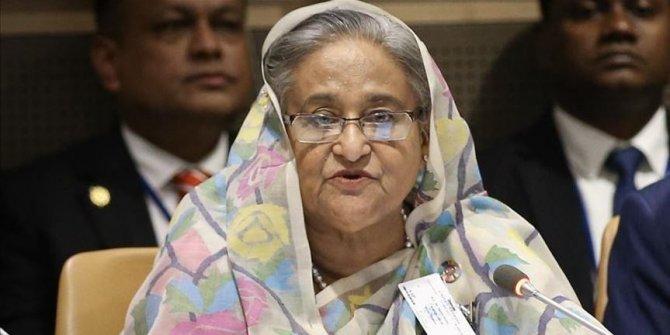 Bangladeshi premier slams missions' conduct amid polls