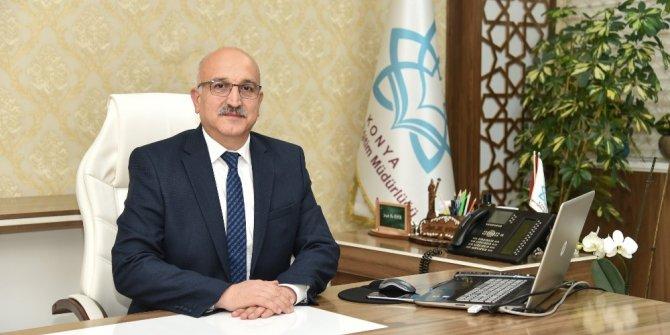 Konya İl Milli Eğitim Müdürü Büyük'ten bayramı mesajı