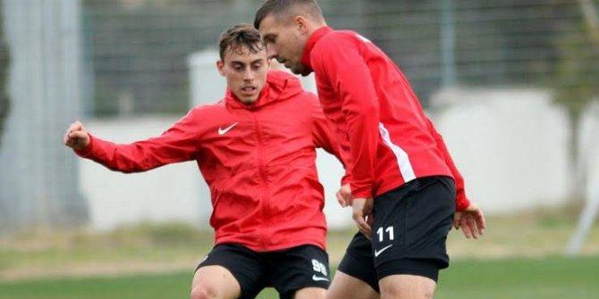 Antalyaspor, Konyaspor maçı hazırlıklarını sürdürdü
