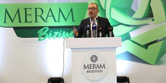 """Meram Belediye Başkanı Kavuş: """"Kapımız herkese açık"""""""