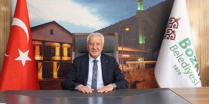 """Bozkır Belediye Başkanı Saygı'dan """"evde kal"""" çağrısı"""