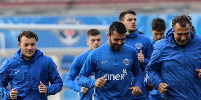 Kasımpaşa, Süper Lig'de yarın Galatasaray'ı ağırlayacak