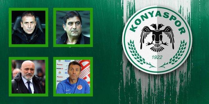 Konyaspor'da teknik adam bilmecesi