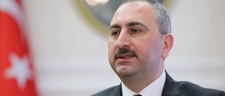 Adalet Bakanı Gül'den FETÖ'yle mücadele paylaşımı: