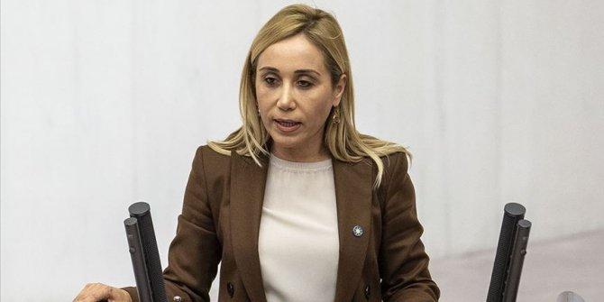 İYİ Parti Genel Başkan Yardımcısı Tuba Vural Çokal, partisinden istifa etti