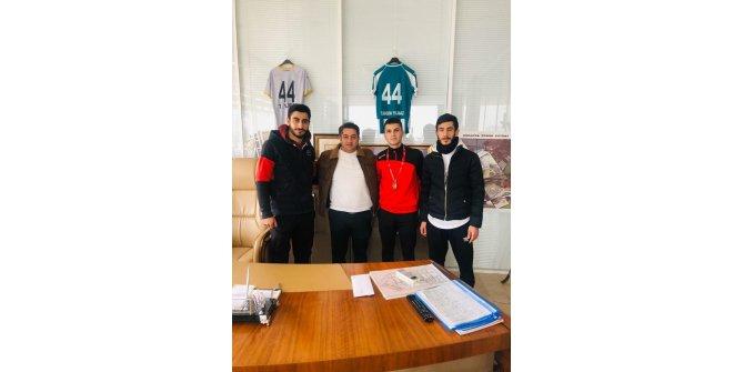 Milli Kick Boksçu Yakup Yiğit'ten Tahsin Yılmaz'a ziyaret