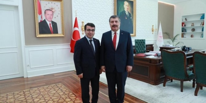 """AK Parti Batman İl Başkanı Gür: """"Yeni Batman Devlet Hastanesi, 2020 yatırım programına alındı"""""""