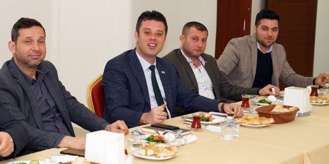 """Çorlu Belediye Başkanı Sarıkurt, """"Kentimizdeki zenginlikleri ortaya çıkarmalıyız"""""""