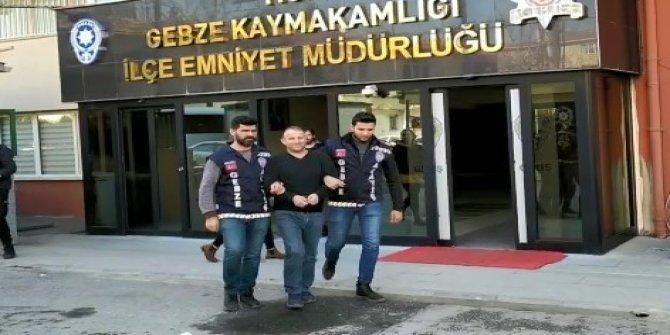 28 yıl hapis cezasıyla aranan şahıs ekiplerinden kaçamadı