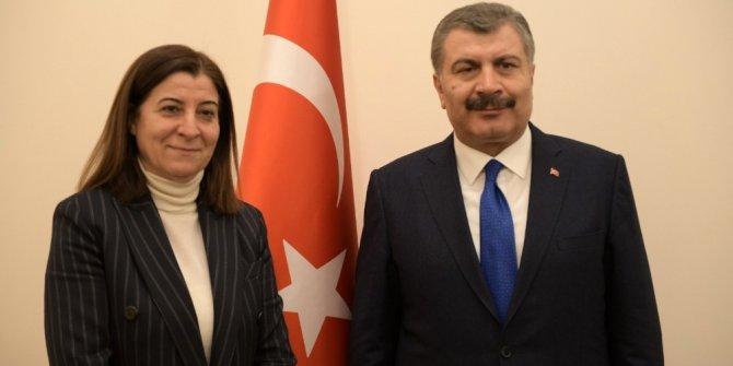 """Aksal: """"Türkiye sağlık yatırımları konusunda Cumhuriyet tarihinin en verimli dönemini yaşıyor"""""""