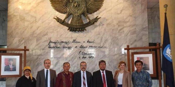 GAÜN'den dünyanın en iyi üniversiteleriyle işbirliği anlaşması