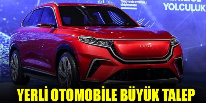 Türkiye'nin otomobiline büyük talep