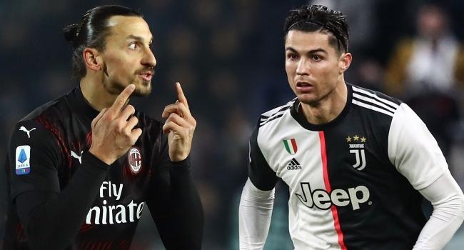 Ibrahimovic mi Ronaldo mu?