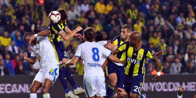MKE Ankaragücü, Fenerbahçe'yi konuk edecek