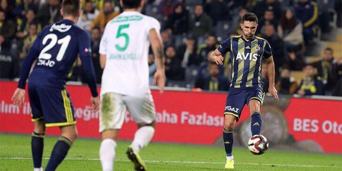 Fenerbahçe'de Hasan Ali kadroya alındı