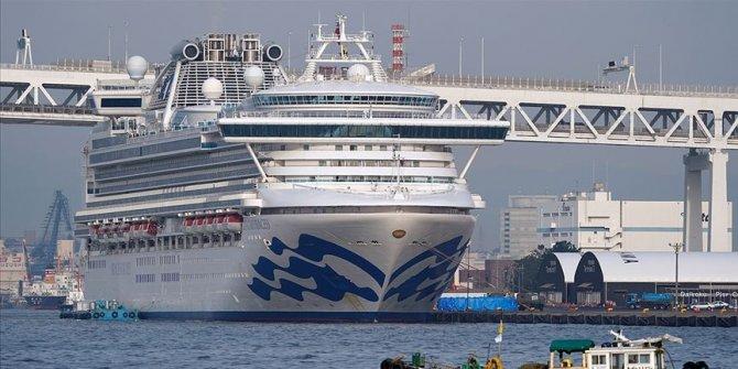 """Japonya'da karantinadaki gemide 67 kişide daha """"Kovid-19"""" tespit edildi"""