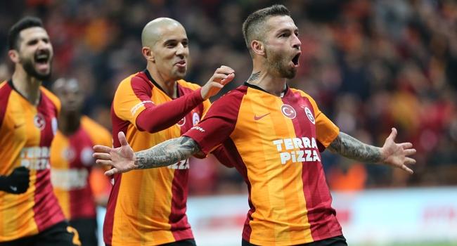 Galatasaray seriye bağladı
