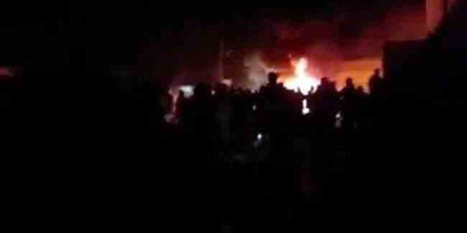 "MSB: ""PKK Tel Abyad'da 2 masum sivili katletti"""