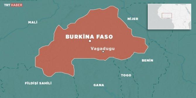 Burkina Faso'da kiliseye silahlı saldırı: 10 ölü
