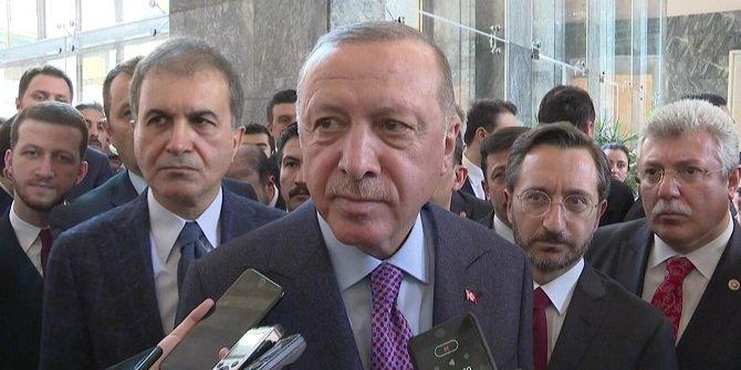 """Cumhurbaşkanı Erdoğan: """"Bu karara saygı duymak lazım"""""""