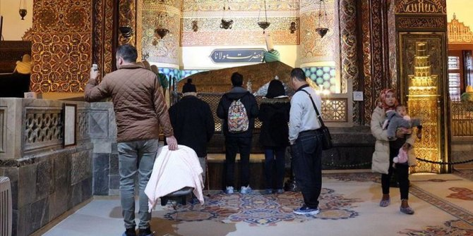 Turkey: Mevlana Rumi museum drew 3.4M visitors in 2019