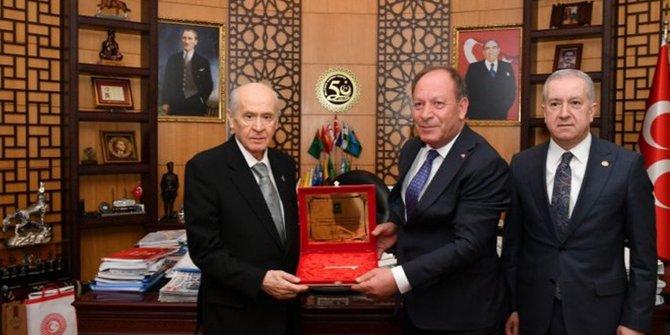 Ereğli Belediye Başkanı MHP'ye katıldı!
