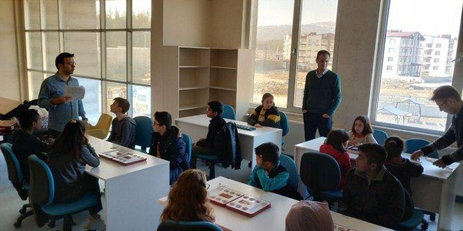 Akıl ve zeka oyunlarına Beyşehir'den katılacak öğrenciler belirlendi