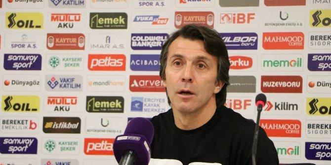 Bülent Korkmaz Konyaspor'dan ayrılık sebebini açıkladı