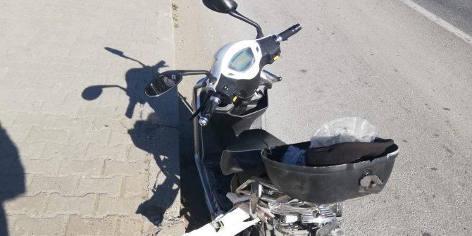 Kamyonetle çarpışan elektrikli bisikletin sürücüsü öldü