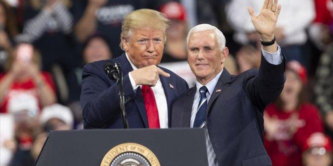 Trump, Kovid-19 ile mücadele için Başkan Yardımcısı Pence'i görevlendirdi
