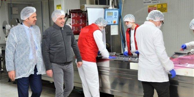 Afyonkarahisar'da 6 günde bin 124 işletme denetlendi