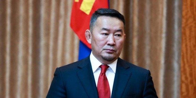 Moğolistan Devlet Başkanı Khaltmaa, tedbir amaçlı karantinaya alındı