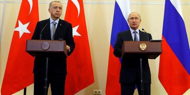 Une prochaine rencontre Erdogan-Poutine dans les plus brefs délais