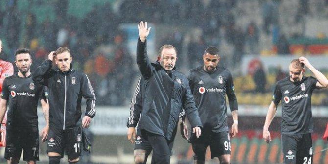 Beşiktaş'ta Sergen Yalçın farkı