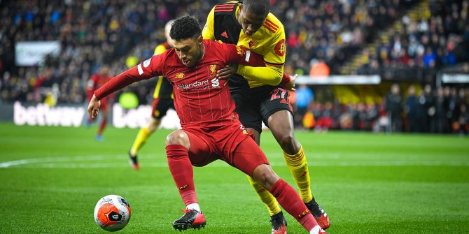 Liverpool, Premier Lig'de 12 maç sonra kaybetti