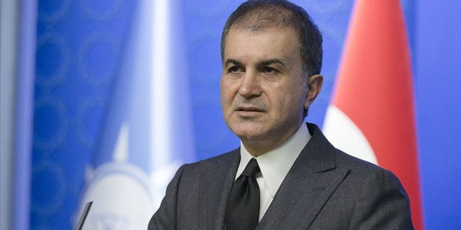 AK Parti Sözcüsü Çelik'ten, AB'nin Yunanistan'a destek açıklamasına tepki