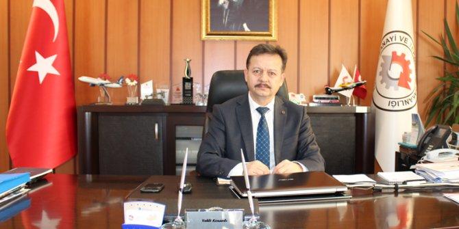 Sanayi ve Teknoloji Bakanlığı Konya İl Müdürlüğüne Vehbi Konarılı atandı