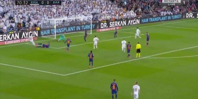 Real Madrid'e şok skor!