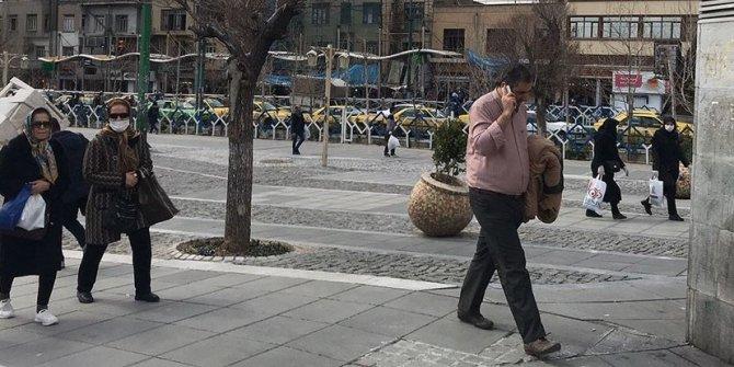 İran'da koronavirüs ihmalleri...