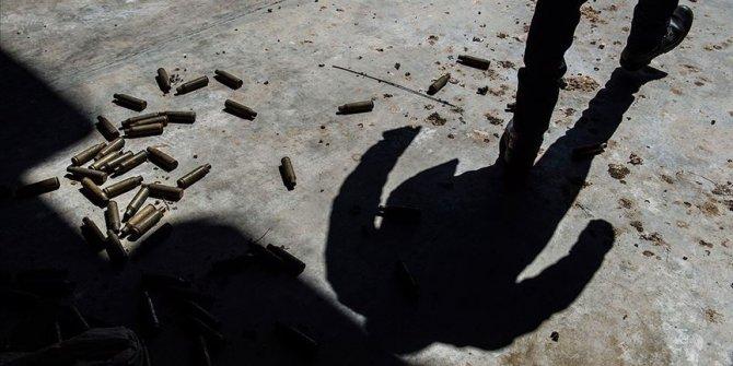 Esed'in paralı askerleri, Hafter safında savaşmak için Libya'ya geldi