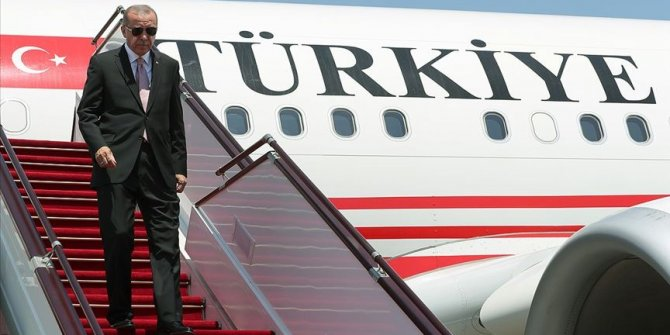 Cumhurbaşkanı Recep Tayyip Erdoğan Belçika'ya gidecek