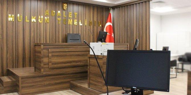 Barış Pınarı Harekatı'nda yakalanan 8 YPG/PKK'lı teröriste ağırlaştırılmış müebbet cezası verildi