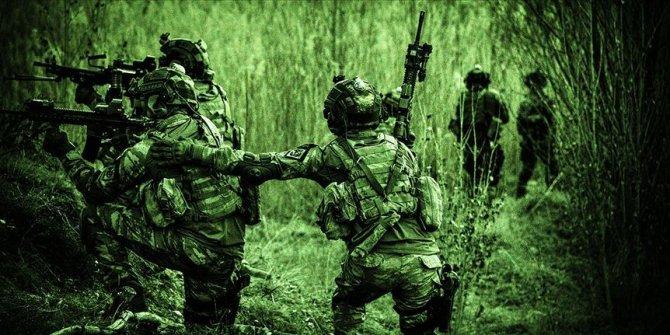 MSB: PKK'lı 3 terörist etkisiz hale getirildi