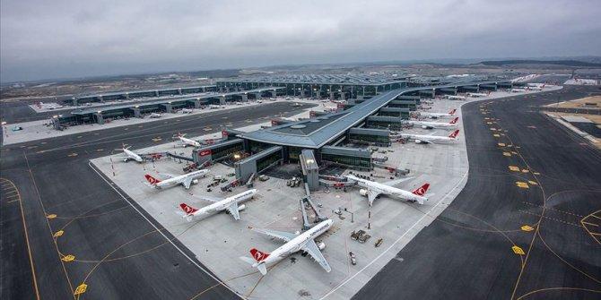 İstanbul havalimanları, iki ayda sefer ve yolcu sayısını arttırdı