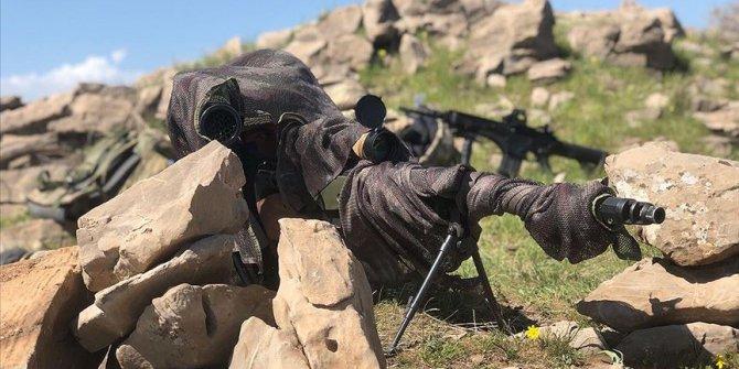 Terör örgütü YPG/PKK'ya kış darbesi