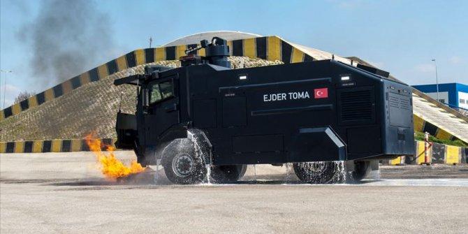 Ejder TOMA'dan yeni ihracat başarısı