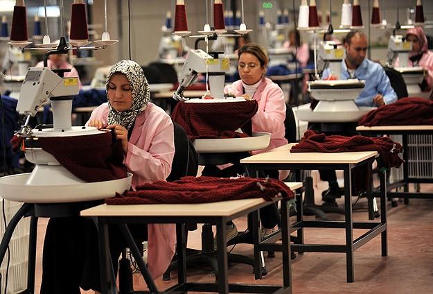 e8812a904cac7 Tekstil ve hazır giyim sektörü gelecekten umutlu