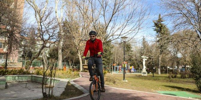 """Ulaşımda Kovid-19'a karşı """"sosyal mesafe"""" için bisiklet önerisi"""