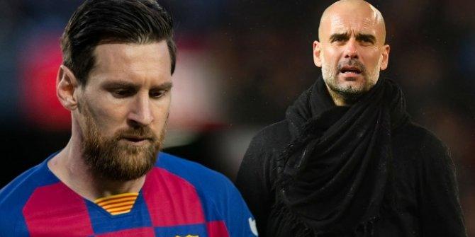 Messi ve Guardiola'dan koronavirüs bağışı
