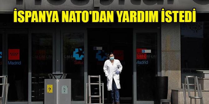 İspanya NATO'dan yardım istedi